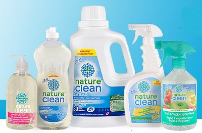 Image: Nature Clean - Canadian | non-toxic and biodegradable | created from naturally derived ingredients